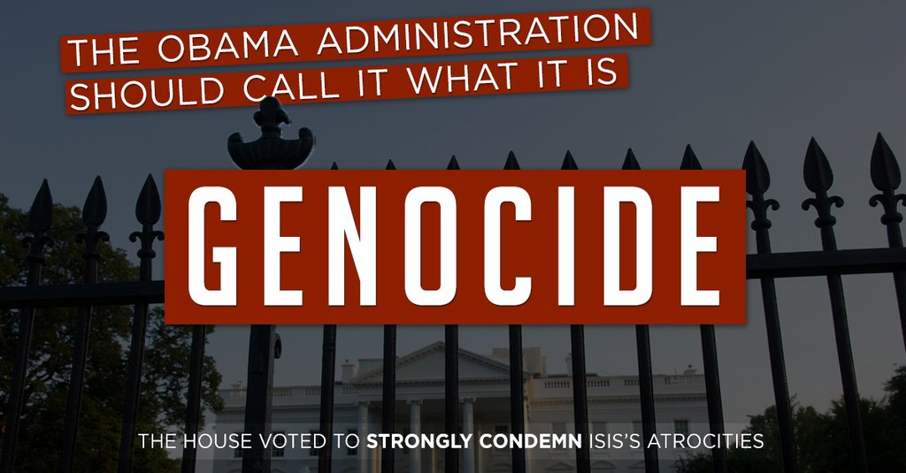 White House Genocide